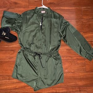 Hunter Romper Small